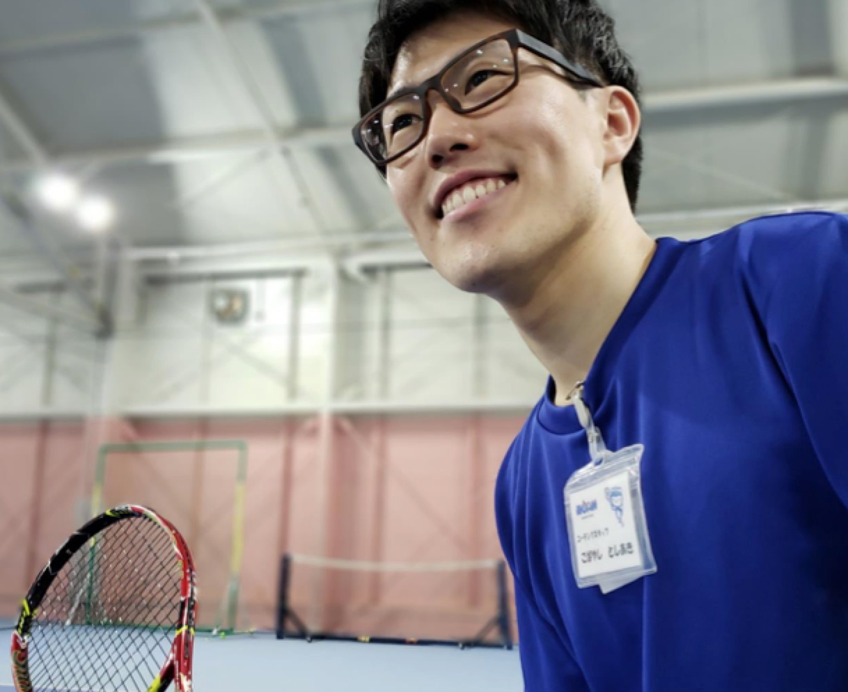 小林 賢明 コーチ
