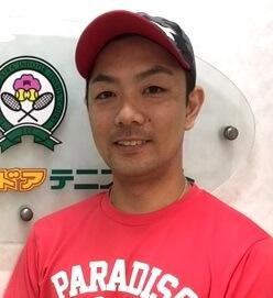 前田典伸 コーチ