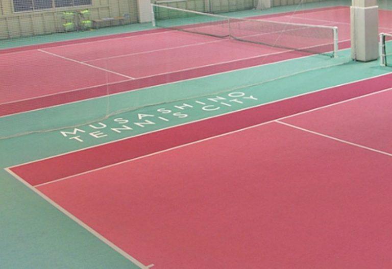 武蔵野テニスシティー