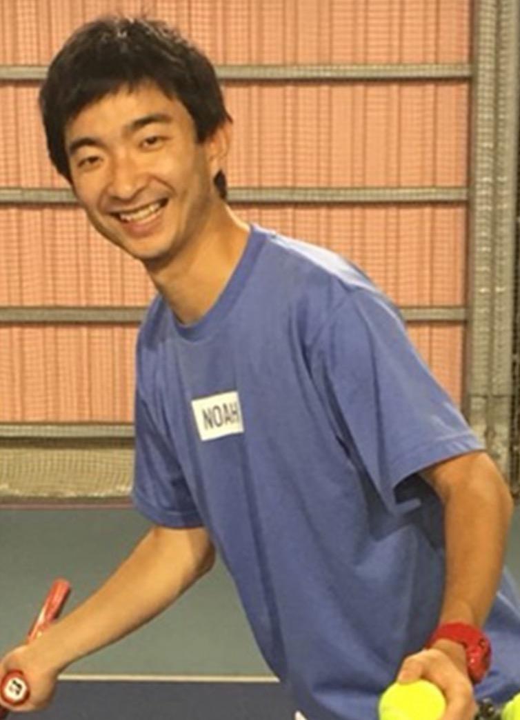 矢島 靖倫 コーチ