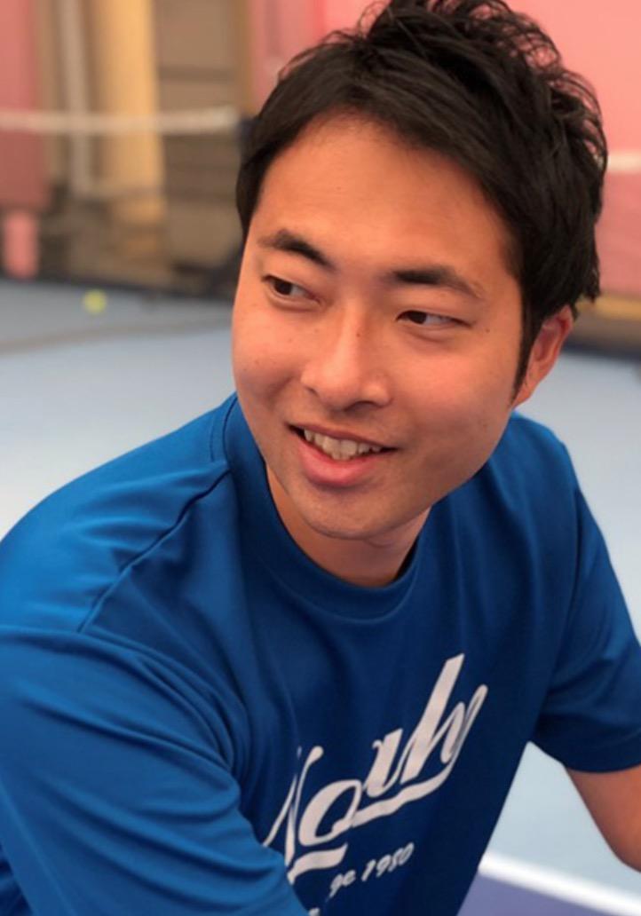 中西 裕樹 コーチ