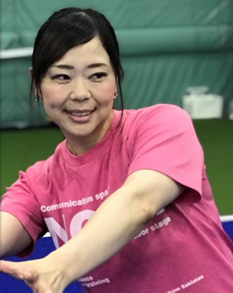 奥田 なる美 コーチ