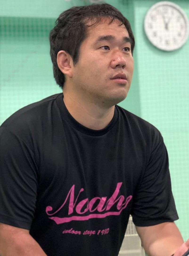 安井 昭太郎 コーチ