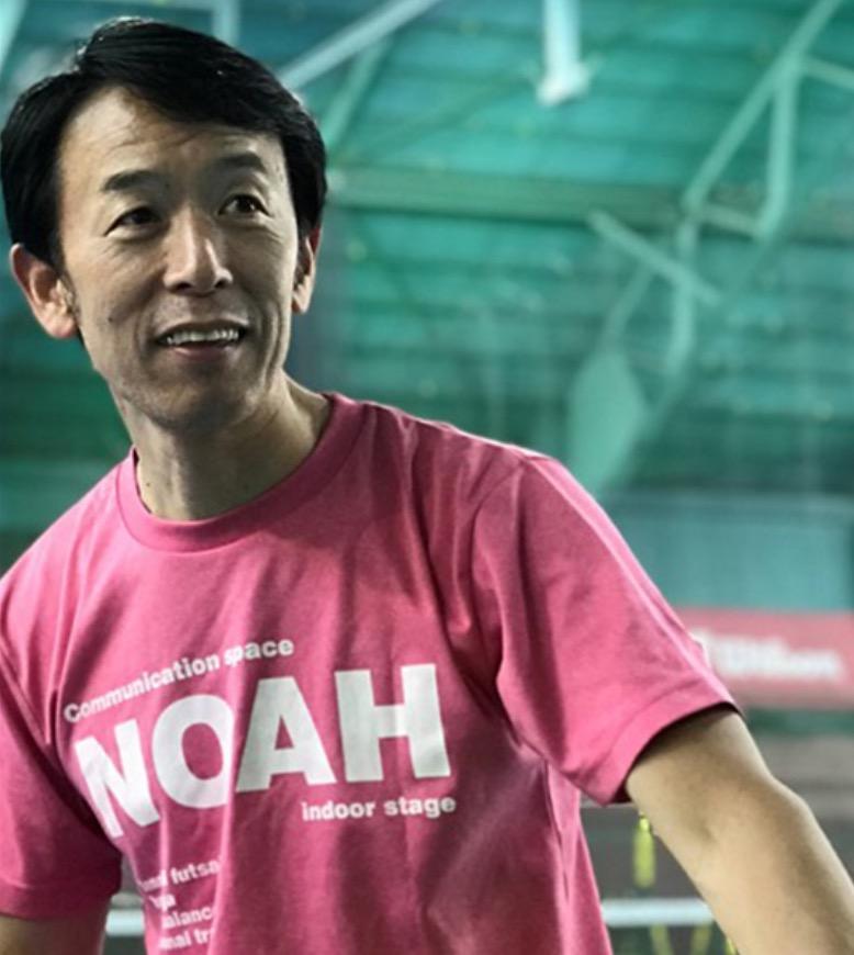 堂本 嘉信 コーチ