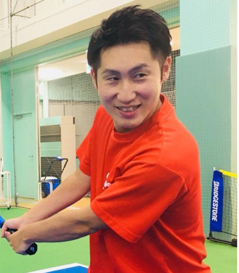 鈴木 智倫 コーチ