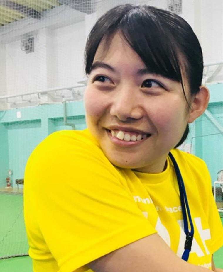 梅村 夏美 コーチ