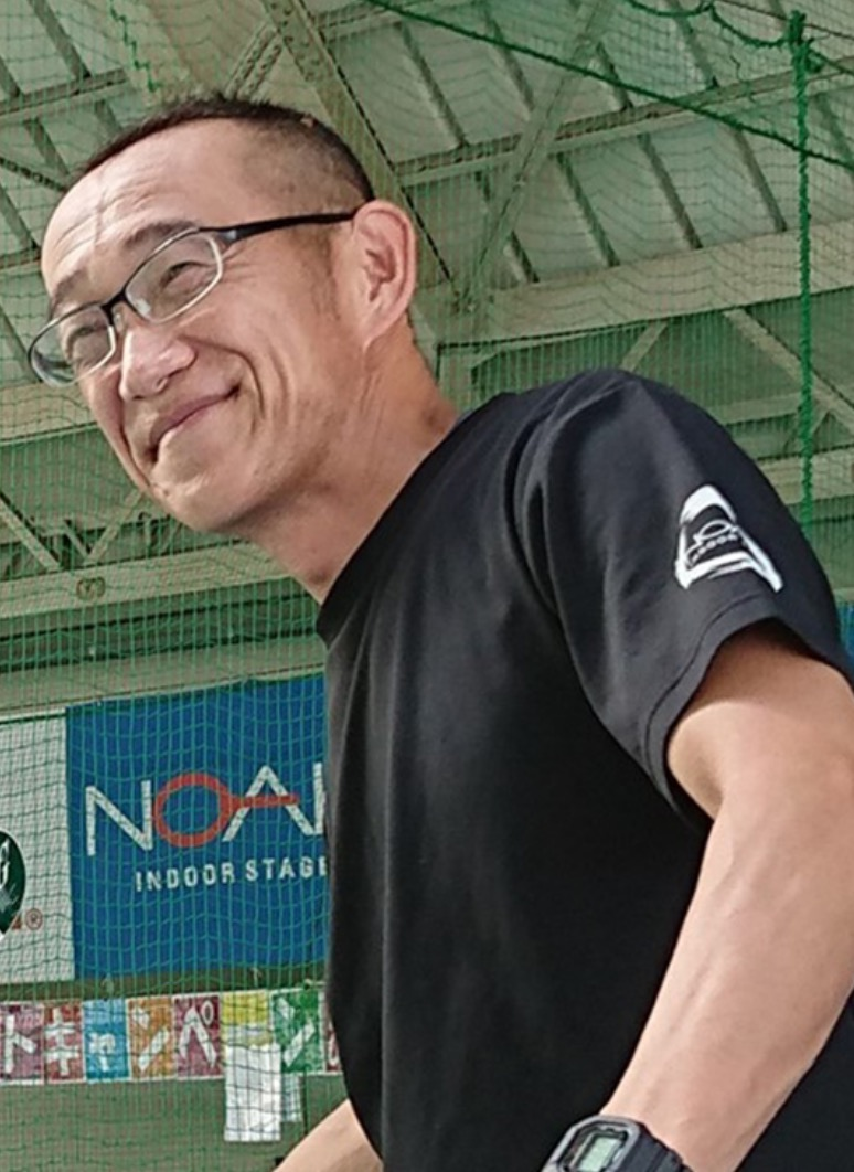 河村 宏次 コーチ