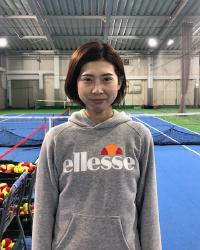 角田咲 コーチ