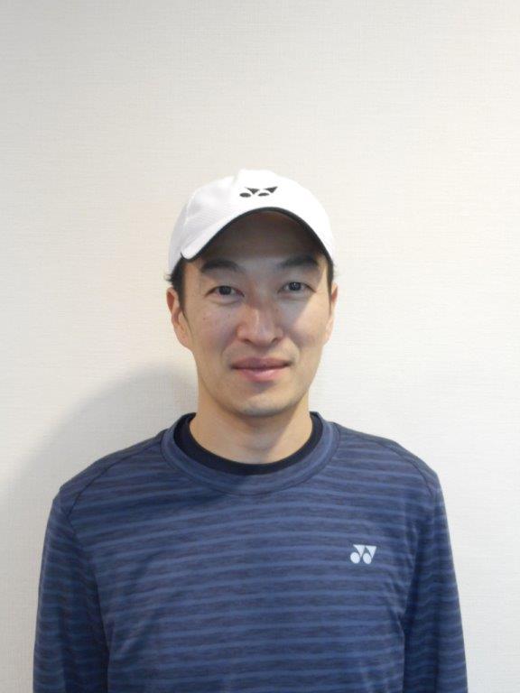福田泰雄 コーチ