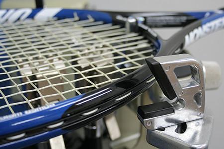 テニスのガット張り