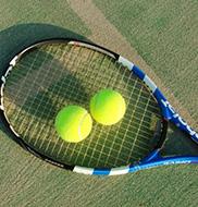 テニス用品について