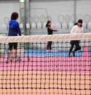 インドアテニススクール