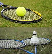 テニスとバドミントンの違いとは?
