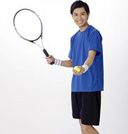 テニスの服装は?