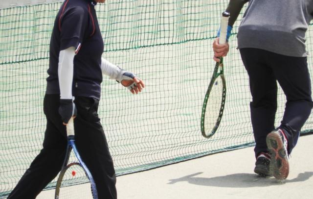 テニスの魅力といえば「ダブルス」