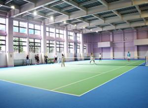 緑ヶ丘テニスガーデン