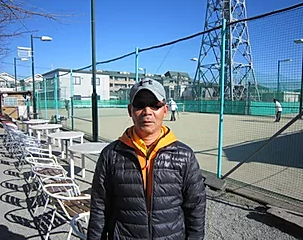 大島邦夫(オオシマクニオ) <br>一般クラス&ジュニアクラス担当コーチ