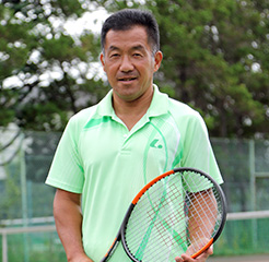 小澤 尚二 スクールヘッドコーチ