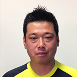 福島 靖郎(ヘッドコーチ兼ジュニア責任者)