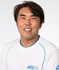 谷澤 英彦 ジュニアヘッドコーチ
