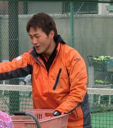 中山 友秀 コーチ