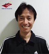 河合 隆行 コーチ(支配人)