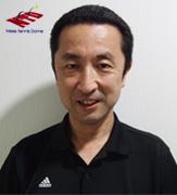 室伏 邦人 コーチ(支配人代理)