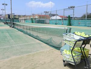スカイコート リラ テニスクラブ