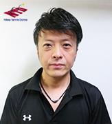 久津間 恵輔 コーチ(支配人)