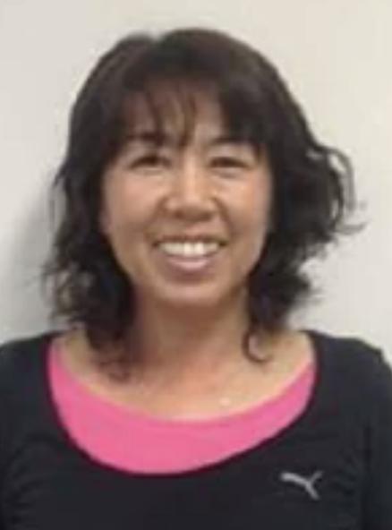 岡村 麻千香 コーチ