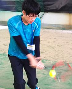前田 和総 コーチ