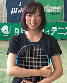 後藤 沙也香 コーチ