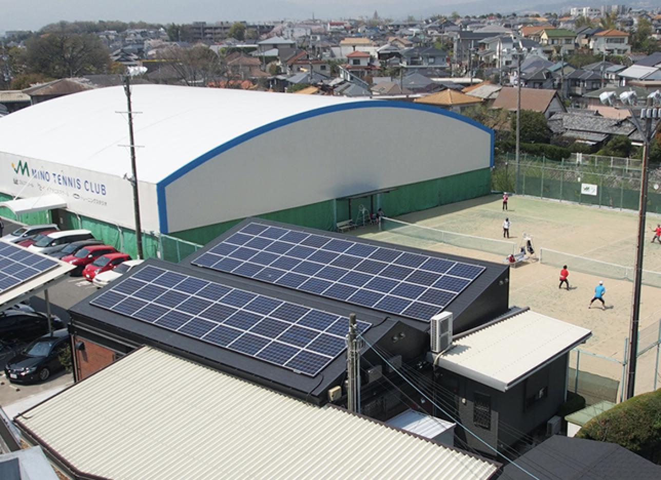 箕面テニスクラブ
