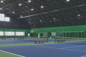 昭和の森テニススクール