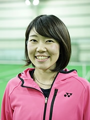 梅村 真由 コーチ