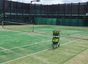 京都宝が池公園ミズノテニススクール