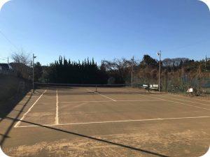 ウッドテニスクラブ