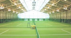 杉田ゴルフ場テニススクール
