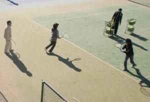 サテライトテニススクール