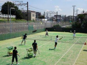 希望ヶ丘テニススクール