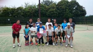 清水ヶ丘公園テニススクール