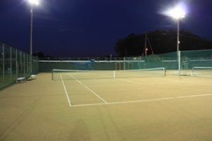 泉中央テニスガーデン