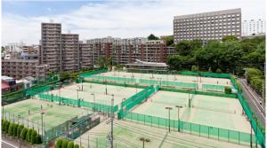 大正セントラルテニスクラブ目白