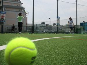 キャプテン翼スタジアム 横浜元町テニススクール