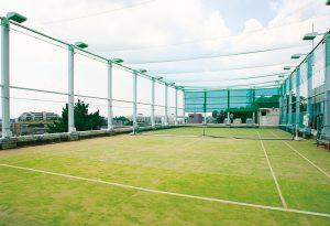 セントラルフィットネスクラブ東戸塚テニススクール