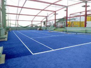 セントラルフィットネスクラブ市ヶ尾テニススクール