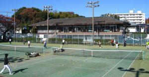 駒沢ロイヤルテニススクール