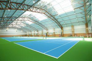 ビッグボックス東大和インドアテニスコート