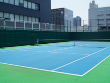 カワマスジャパンテニスカレッジ/フラッシュボールカレッジ