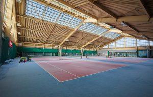 ダンロップインドアテニススクール根岸